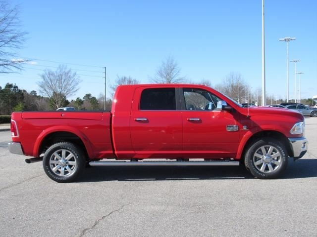 "Tire Sale Raleigh Nc >> New 2017 Ram 3500 Laramie Longhorn 4x2 Mega Cab 6'4"" North ..."