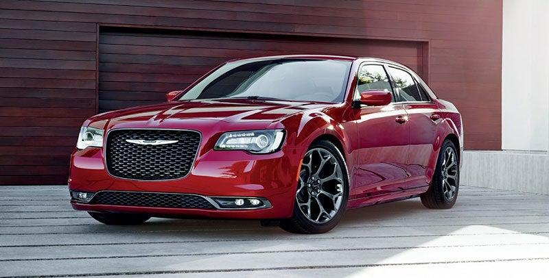 Leith Cars: 2017 Chrysler 300 In Raleigh, NC