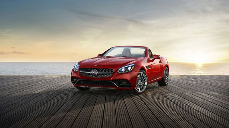 2017 mercedes benz slc in raleigh nc leith cars for Leith mercedes benz