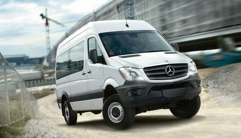 2017 mercedes benz sprinter passenger van in raleigh nc for Leith mercedes benz raleigh