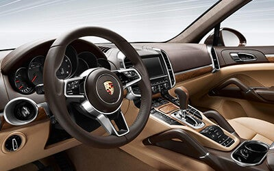 new porsche cayenne 2017 in raleigh nc. Black Bedroom Furniture Sets. Home Design Ideas
