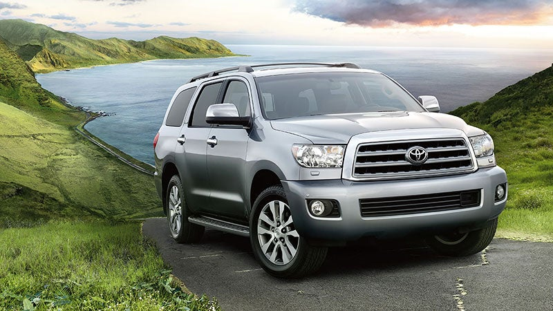 2017 toyota sequoia in raleigh nc leith cars. Black Bedroom Furniture Sets. Home Design Ideas