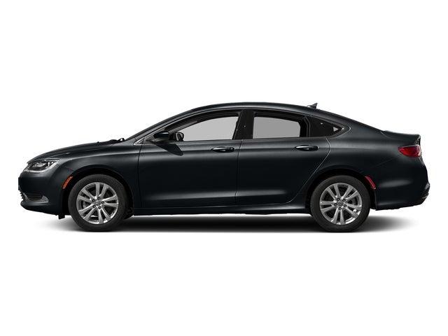 Chrysler 200 Oil Change >> New 2017 Chrysler 200 Limited Platinum FWD North Carolina 1C3CCCAGXHN504799