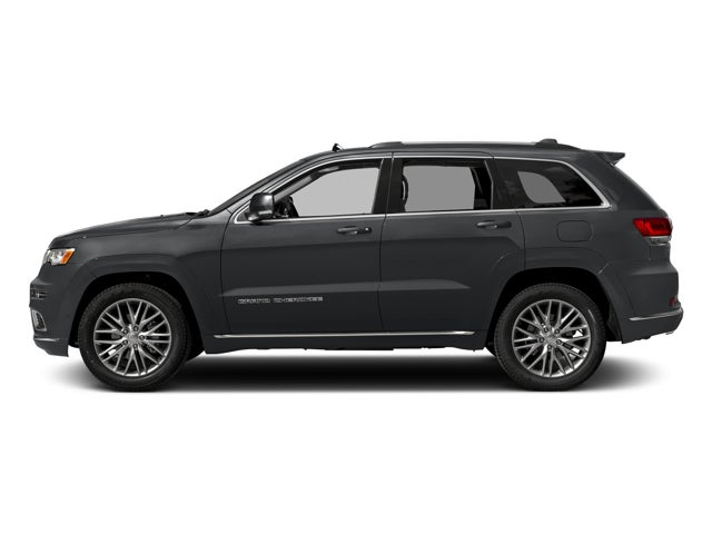 New 2017 Jeep Grand Cherokee Summit 4x4 North Carolina