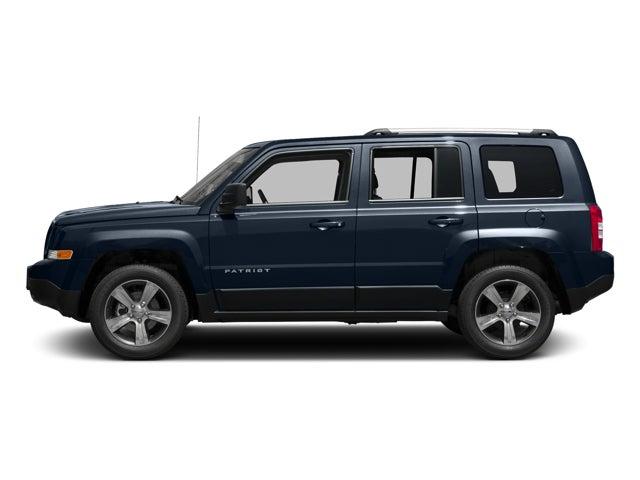 new 2017 jeep patriot high altitude fwd north carolina 1c4njpfa8hd132777. Black Bedroom Furniture Sets. Home Design Ideas