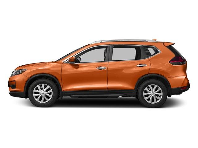New 2017 Nissan Rogue Fwd S North Carolina 5n1at2mn0hc740957