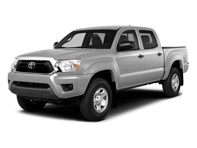 used 2014 toyota tacoma 4wd double cab lb v6 at north. Black Bedroom Furniture Sets. Home Design Ideas