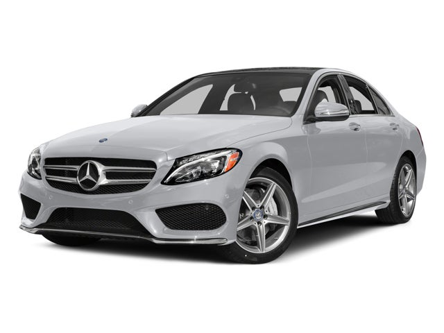 Used 2015 Mercedes Benz 4dr Sdn C 300 4matic North