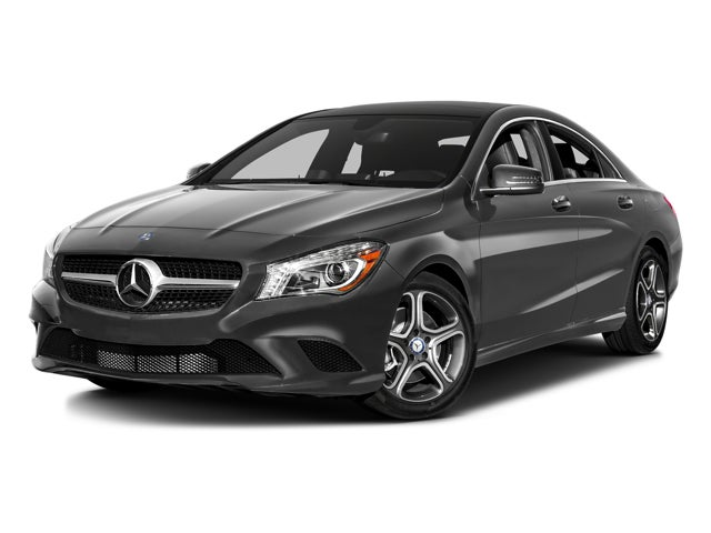 Used 2016 Mercedes Benz Cla 250 4matic Coupe North