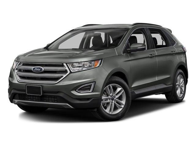 Tire Sale Raleigh Nc >> New 2017 Ford Edge SEL FWD North Carolina 2FMPK3J93HBB08660