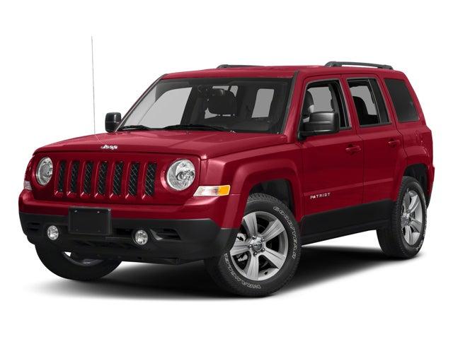 New 2017 Jeep Patriot Sport Se Fwd North Carolina 1c4njpbaxhd189536