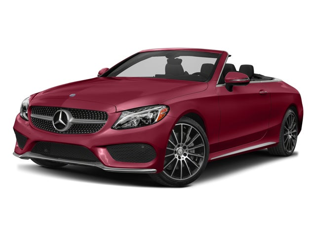 New 2017 mercedes benz c 300 cabriolet north carolina for Mercedes benz c300 oil change cost