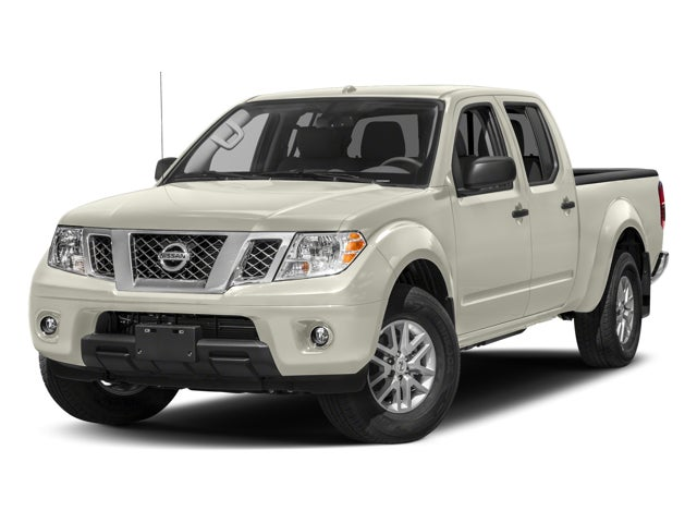 new 2017 nissan frontier crew cab 4x4 sv v6 auto north carolina 1n6ad0evxhn735268. Black Bedroom Furniture Sets. Home Design Ideas