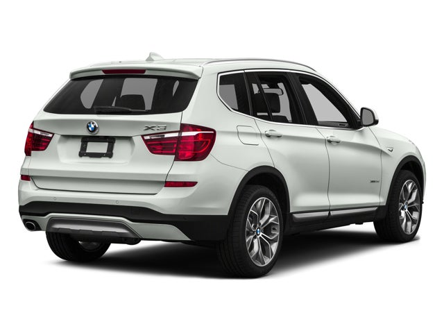 used 2017 bmw x3 sdrive28i sports activity vehicle north. Black Bedroom Furniture Sets. Home Design Ideas