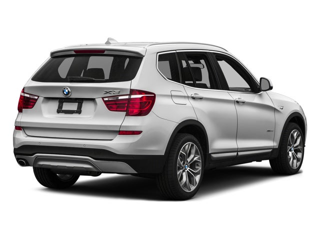 new 2017 bmw x3 xdrive35i sports activity vehicle north. Black Bedroom Furniture Sets. Home Design Ideas