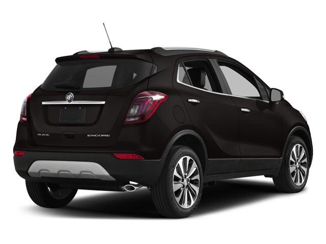 New 2017 Buick Encore Fwd 4dr Preferred Ii North Carolina Kl4cjbsb0hb013944