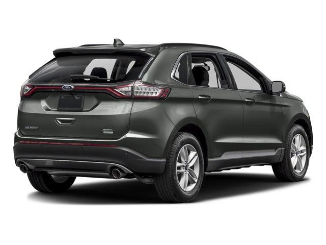 new 2017 ford edge sel fwd north carolina 2fmpk3j93hbb08660. Black Bedroom Furniture Sets. Home Design Ideas