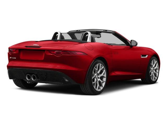 new 2017 jaguar f type convertible automatic premium north carolina sajwa6et6h8k45655. Black Bedroom Furniture Sets. Home Design Ideas