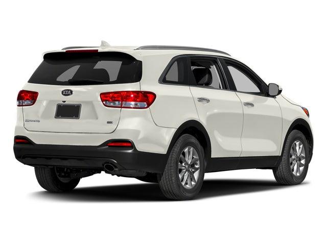 New 2017 Kia Sorento LX FWD North Carolina 5XYPG4A37HG279074