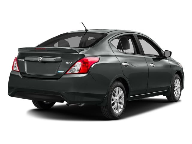 Leith Nissan Service >> New 2017 Nissan Versa Sedan S Manual North Carolina ...