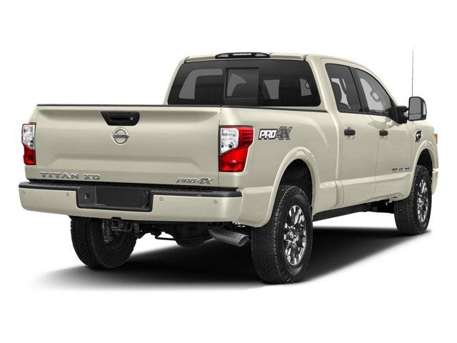 new 2017 nissan titan xd 4x4 diesel crew cab pro 4x north carolina 1n6ba1f45hn524097. Black Bedroom Furniture Sets. Home Design Ideas