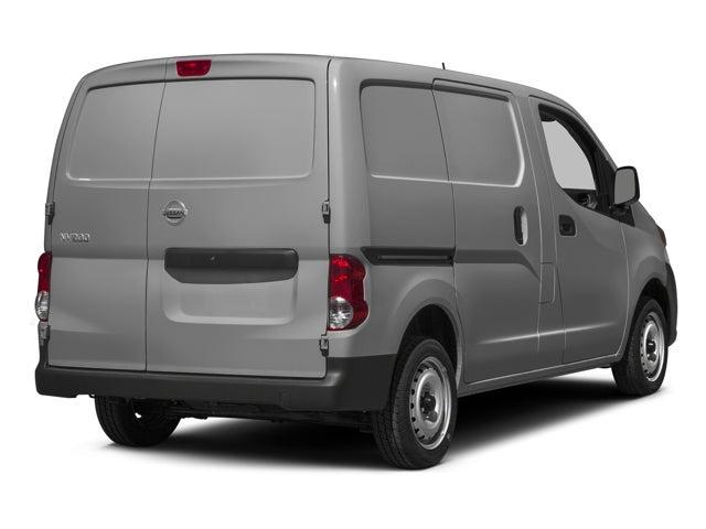 new 2017 nissan nv200 compact cargo sv 2 0l cvt north. Black Bedroom Furniture Sets. Home Design Ideas