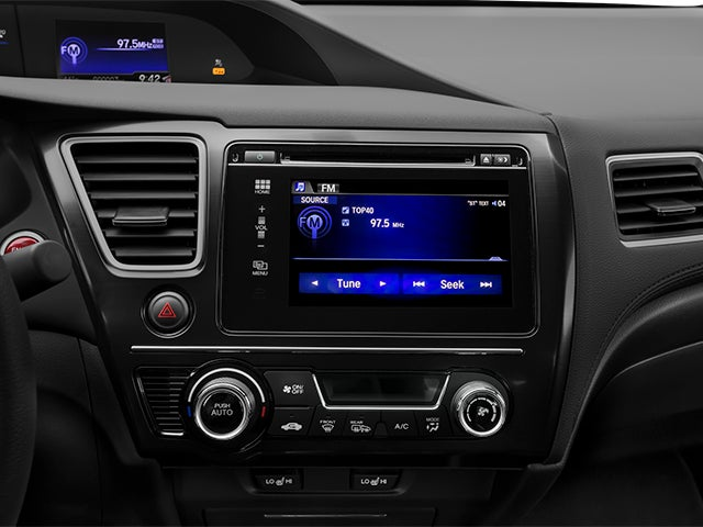 Tire Sale Raleigh Nc >> Used 2014 Honda Civic Coupe 2dr CVT EX North Carolina ...