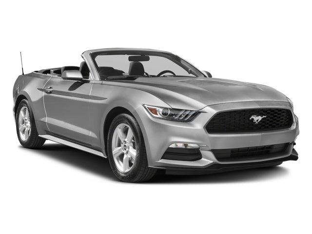 used 2016 ford mustang 2dr conv ecoboost premium north. Black Bedroom Furniture Sets. Home Design Ideas
