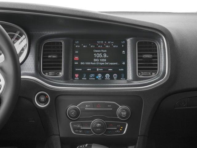 New 2017 Dodge Charger SXT RWD North Carolina ...