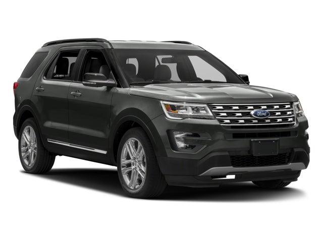 new 2017 ford explorer xlt fwd north carolina. Black Bedroom Furniture Sets. Home Design Ideas