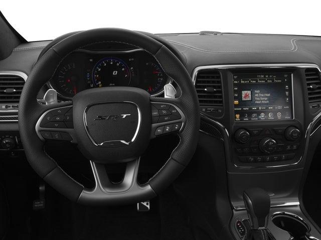 New 2017 Jeep Grand Cherokee Srt 4x4 North Carolina 1c4rjfdj8hc811016