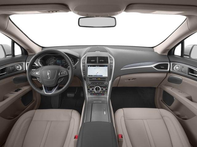 New 2017 lincoln mkz reserve fwd north carolina 3ln6l5e96hr636354 for Texas leather interiors prices