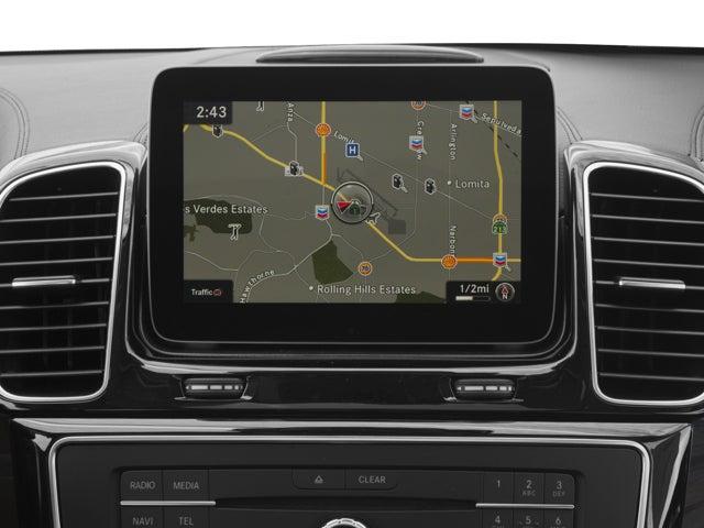 New 2017 Mercedes Benz Gls 450 4matic Suv North Carolina