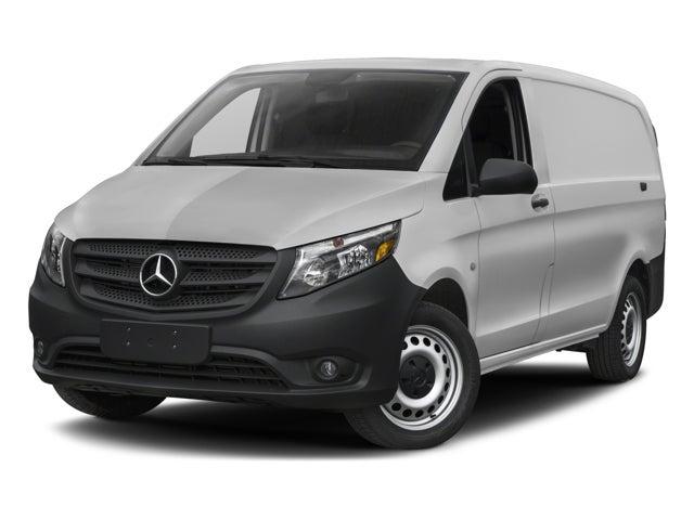 New 2017 Mercedes Benz Metris Standard Roof 126 Wheelbase