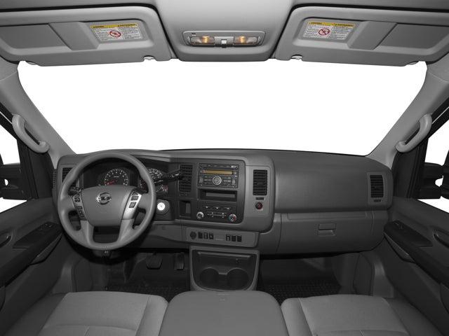 New 2017 Nissan Nv Cargo Nv3500 Hd High Roof Sv V8 North Carolina 1n6af0ly9hn805270