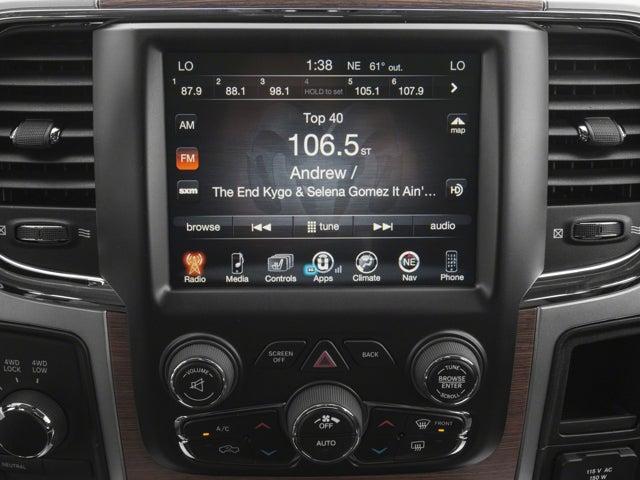 """New 2017 Ram 3500 Laramie Longhorn 4x2 Mega Cab 6'4"""" North ..."""