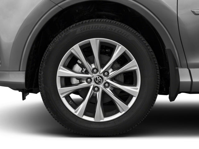 New 2017 Toyota Rav4 Platinum Awd North Carolina 2t3dfrev4hw642110