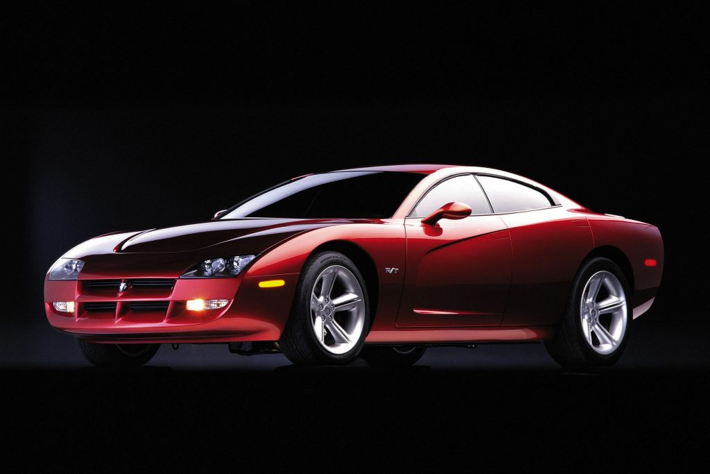 ... Charger concept created in 1999, called the Dodge Charger R/T concept