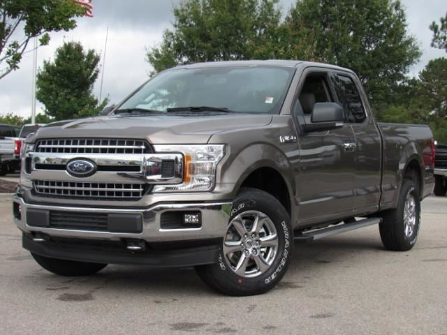 new 2018 ford f 150 xlt 4wd supercab 6 5 39 box north carolina 1ftfx1e58jfa68965. Black Bedroom Furniture Sets. Home Design Ideas