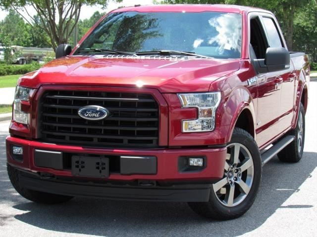 Leith Cars: New 2017 Ford F-150 XLT 4WD SuperCrew 5.5' Box North