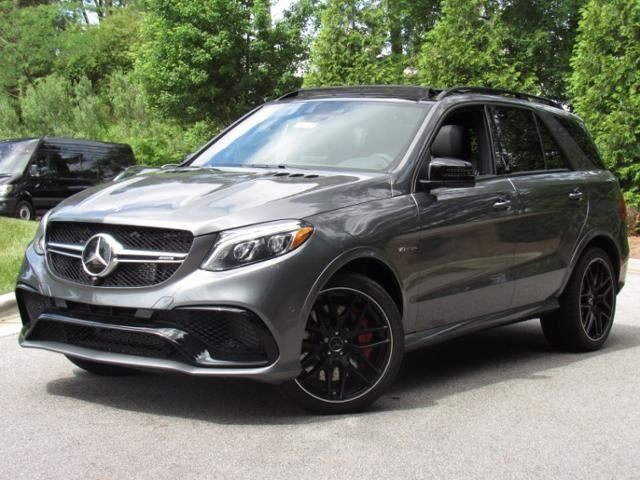 New 2018 Mercedes Benz Amg Gle 63 S 4matic Suv North Carolina 4jgda7fb5jb002442