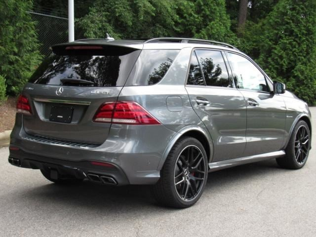 New 2018 mercedes benz amg gle 63 s 4matic suv north for Leith mercedes benz raleigh nc