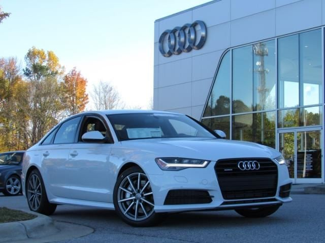 New 2018 Audi A6 2 0 Tfsi Premium Plus Quattro Awd North Carolina Waug8afc4jn046964