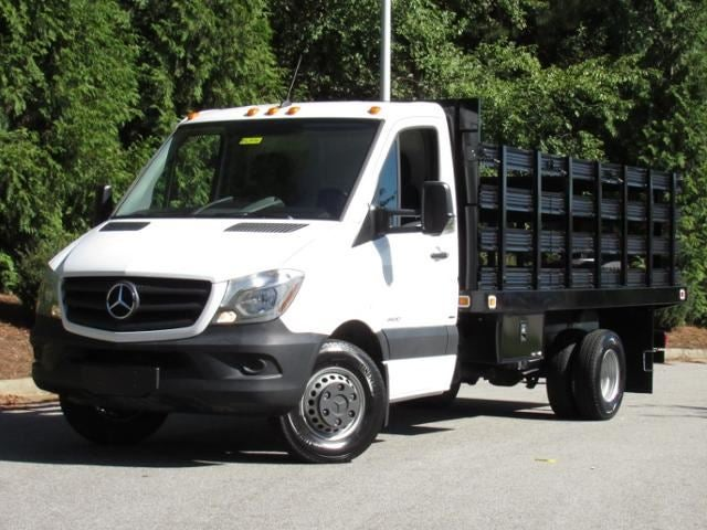 New 2016 Mercedes Benz Sprinter Chassis Cabs 2wd Reg Cab