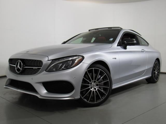 New 2018 mercedes benz amg c 43 north carolina for Mercedes benz of cary raleigh nc