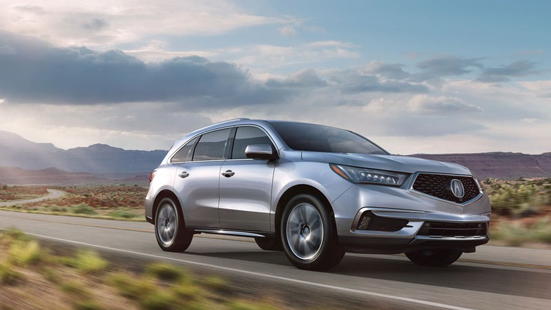 2018 Acura MDX in Raleigh, NC | LeithCars