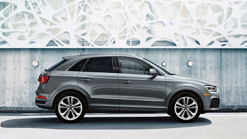 2017 Audi Q3 In Raleigh Nc Leith Cars
