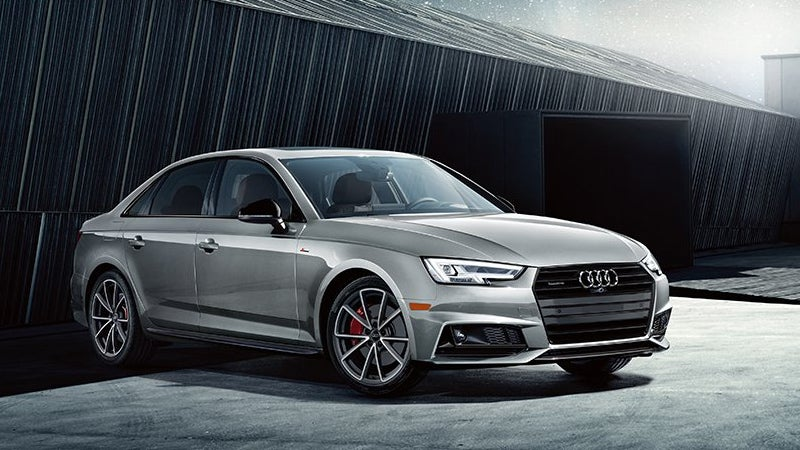2018 Audi A4 In Raleigh Nc Leith Cars