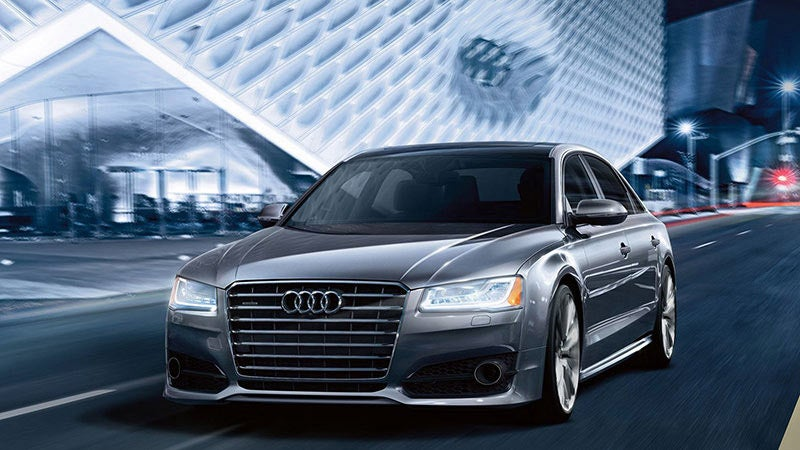 Audi A Audi A In Raleigh NC Leith Cars - 2018 audi a8