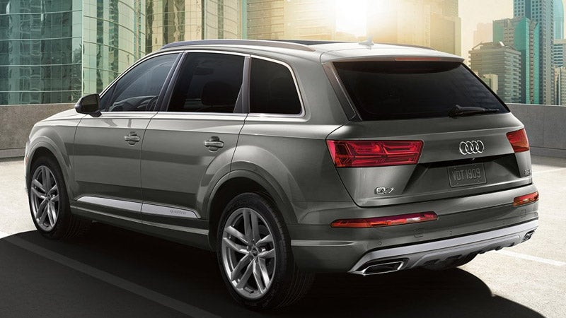 2018 audi q7 audi q7 in raleigh nc leith cars. Black Bedroom Furniture Sets. Home Design Ideas